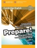 Prepare! Level 1 Teacher's book with DVD and Teacher's Resources Online (Kolektív autororov, Annette Capel)