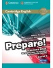 Prepare! Level 3 Teacher's book with DVD and Teacher's Resources Online (Kolektív autororov, Annette Capel)