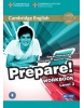 Prepare! Level 3 Workbook with Audio - Pracovný zošit (Kolektív autororov, Annette Capel)
