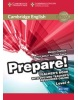 Prepare! Level 4 Teacher's book with DVD and Teacher's Resources Online (Annette Capel, Kolektív autororov)