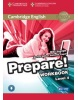 Prepare! Level 4 Workbook with Audio - Pracovný zošit (Kolektív autororov, Annette Capel)