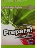 Prepare! Level 6 Teacher's book with DVD and Teacher's Resources Online (Annette Capel, Kolektív autororov)