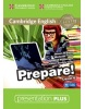 Prepare! Level 6 Presentation Plus DVD-ROM (Kolektív autororov, Annette Capel)