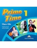 Prime Time Level 1 Class Audio CDs (4) (Jenny Dooley, Virginia Evans)