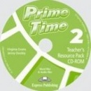 Prime Time Level 2 Teacher's Resource Pack CD-ROM (Virginia Evans, Jenny Dooley)