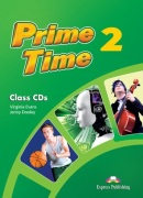 Prime Time Level 2 Class Audio CDs (4) (Virginia Evans, Jenny Dooley)
