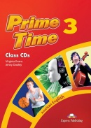Prime Time Level 3 Class Audio CDs (5) (Jenny Dooley, Virginia Evans)