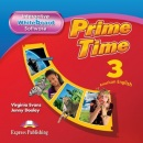 Prime Time Level 3 Interactive Whiteboard Software (Virginia Evans, Jenny Dooley)