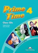 Prime Time Level 4 Class Audio CDs (7) (Virginia Evans, Jenny Dooley)