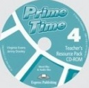 Prime Time Level 4 Teacher's Resource Pack CD-ROM (Virginia Evans, Jenny Dooley)