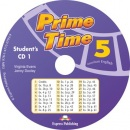 Prime Time Level 5 Student's Audio CDs (3) (Virginia Evans, Jenny Dooley)