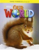 Our World Starter Workbook with Audio CD - Pracovný zošit (Diane Pinkley)