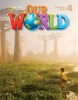 Our World 4 Student's Book with Student's CD-ROM - Učebnica (Diane Pinkley)