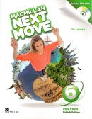 Macmillan Next Move Level 6 Pupil's Book Pack - učebnica (Mary Charrington, Amanda Cant)