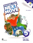 Macmillan Next Move Level 5 Pupil's Book Pack - učebnica (Mary Charrington, Amanda Cant)