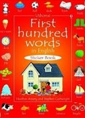 First hundred words sticker book (Usborne) (Amery, H.)
