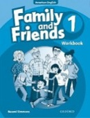 American Family and Friends 1 Workbook (Simmons, N. - Thompson, T. - Quintana, J.)