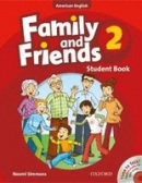 American Family and Friends 2 Student's Book + CD (Simmons, N. - Thompson, T. - Quintana, J.)