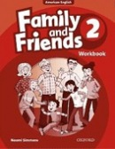 American Family and Friends 2 Workbook (Simmons, N. - Thompson, T. - Quintana, J.)