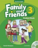 American Family and Friends 3 Student's Book + CD (Simmons, N. - Thompson, T. - Quintana, J.)