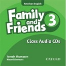 American Family and Friends 3 Class CD (Simmons, N. - Thompson, T. - Quintana, J.)