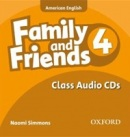 American Family and Friends 4 Class CD (Simmons, N. - Thompson, T. - Quintana, J.)