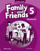American Family and Friends 5 Workbook (Simmons, N. - Thompson, T. - Quintana, J.)