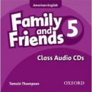 American Family and Friends 5 Class CD (Simmons, N. - Thompson, T. - Quintana, J.)