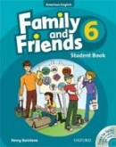 American Family and Friends 6 Student's Book + CD (Simmons, N. - Thompson, T. - Quintana, J.)