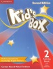 Kid's Box 2nd Edition Level 2 Activity Book with Online Resources (Caroline Nixon, Michael Tomlinson)