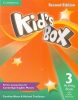 Kid's Box 2nd Edition Level 3 Activity Book with Online Resources (Caroline Nixon, Michael Tomlinson)