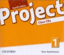 Project, 4th Edition 1 Class CDs (Hutchinson, T.)