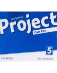 Project, 4th Edition 5 Class CDs (2) (Hutchinson, T.)