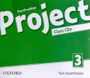 Project, 4th Edition 3 Class CDs (Hutchinson, T.)