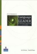 Language Leader Pre-intermediate Coursebook + CD