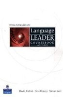 Language Leader Upper-intermediate Coursebook + CD (Cotton, D. - Falvey, D. - Kent, S.)
