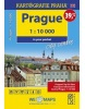 Prague City centre in your pocket 1 : 10 000