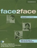 Face2face Advanced Teacher's Book (Robinson, N. - Warwick, L. - Naylor, H. - Stirling, J. - Thaine, C.)
