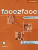 face2face Starter Teacher's Book (Redston, Ch.)