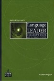 Language Leader Pre-Inter Teacher's Book with Test Master CD
