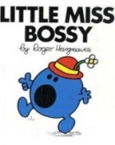 Little Miss Bossy (Hargreaves, R.)