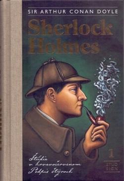 Sherlock Holmes 1: Štúdia v krvavočervenom, Podpis štyroch (Arthur Conan Doyle)