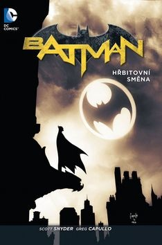 kniha Batman