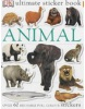 Animal Ultimate Sticker Book (Ultimate Stickers) (Kindersley, D.)