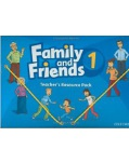 Family and Friends 1 Teacher's Resource Pack (Simmons, N.)