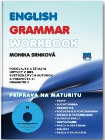 English Grammar Workbook s CD (Monika Srnková)