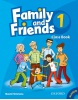 Family and Friends 1 Class Book and MultiROM (Simmons, N.)