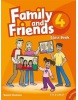 Family and Friends 4 Class Book and MultiROM - učebnica (Simmons, N.)