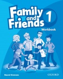 Family and Friends 1 Workbook - pracovný zošit (Simmons, N.)