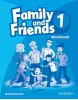 Family and Friends 1 Workbook (Simmons, N.)